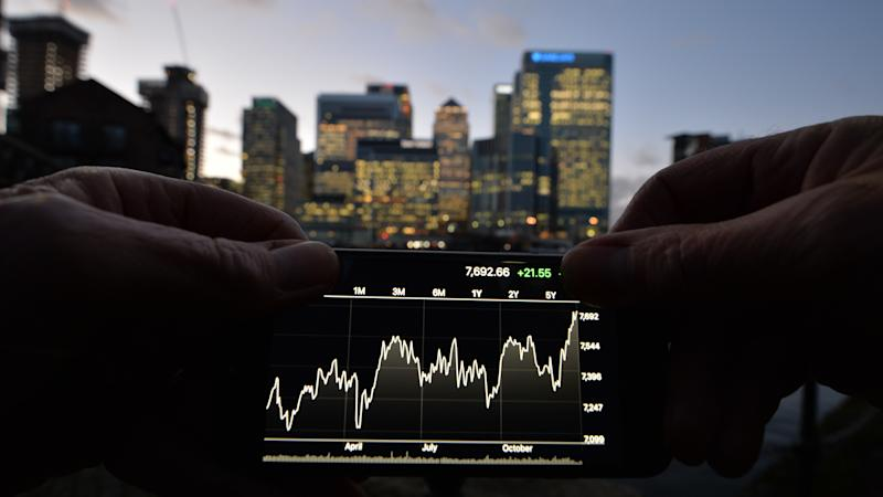 FTSE notches win for 11th time in a row as markets open after Christmas