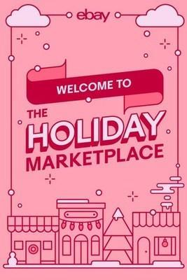 eBay today unveils The Holiday Marketplace -- a virtual celebration of small businesses that's filled with a curated selection of unique and thoughtful gifts.