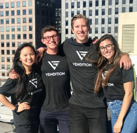 Vendition Sales Society, a Non-Profit National Collegiate Sales Club, Has Officially Launched