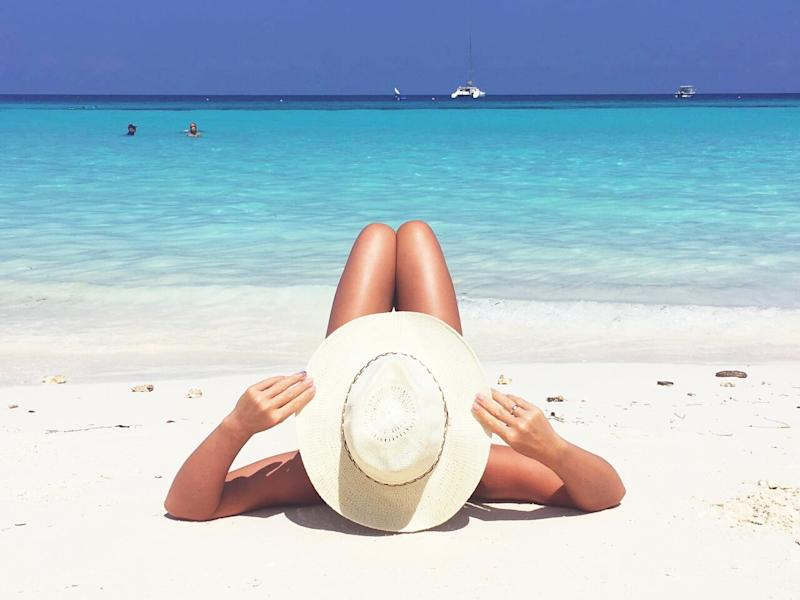 Here's why you want to skip the wellness trend of sunning your perineum. (Photo: Getty Images)