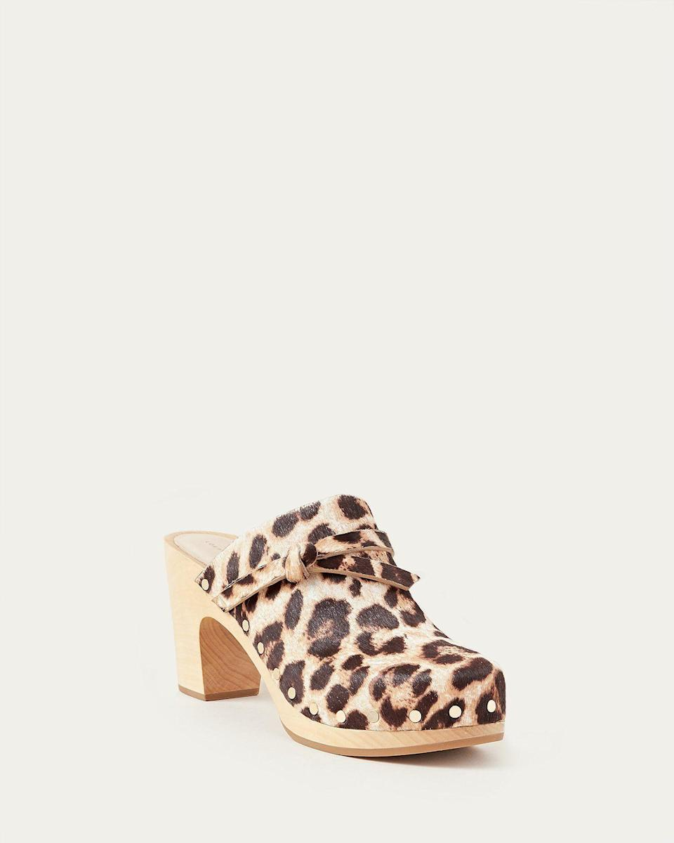 """<p><strong>Loeffler Randall</strong></p><p>loefflerrandall.com</p><p><strong>$395.00</strong></p><p><a href=""""https://go.redirectingat.com?id=74968X1596630&url=https%3A%2F%2Floefflerrandall.com%2Fproducts%2Fmaxine&sref=https%3A%2F%2Fwww.cosmopolitan.com%2Fstyle-beauty%2Ffashion%2Fg35017315%2F2021-shoe-trends%2F"""" rel=""""nofollow noopener"""" target=""""_blank"""" data-ylk=""""slk:Shop Now"""" class=""""link rapid-noclick-resp"""">Shop Now</a></p><p>Go for a leopard print when you're looking for a fun shoe! These bow-adorned ones will def be a show stopper. </p>"""