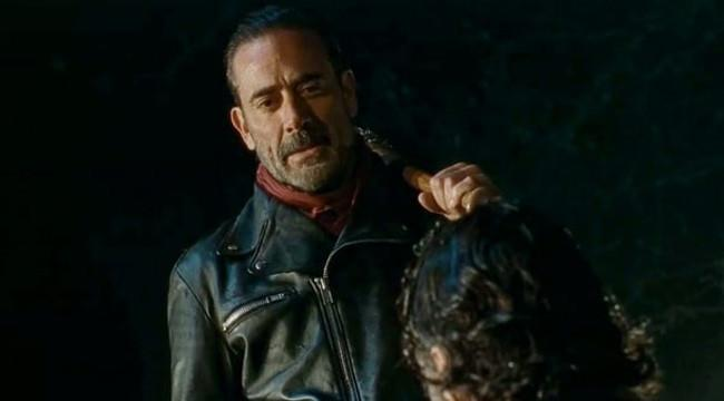 The dating guy cast as negan