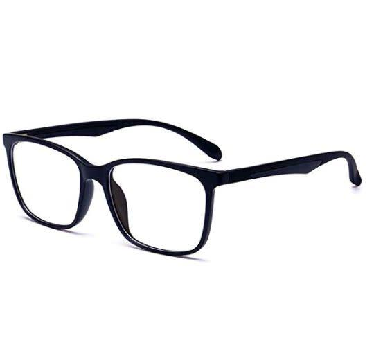 "These frames come in a universally flattering shape and four best-selling colors, including black, clear white and clear pink. <a href=""https://amzn.to/3gFQjT9"" rel=""nofollow noopener"" target=""_blank"" data-ylk=""slk:Get them for under $30 on Amazon"" class=""link rapid-noclick-resp"">Get them for under $30 on Amazon</a>."