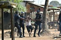 Tensions are running high with the opposition rejecting Ouattara's bid as illegal, and calling for a campaign of civil disobedience