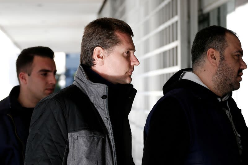 Greek top court suspends decision to extradite Russian cybercrime suspect
