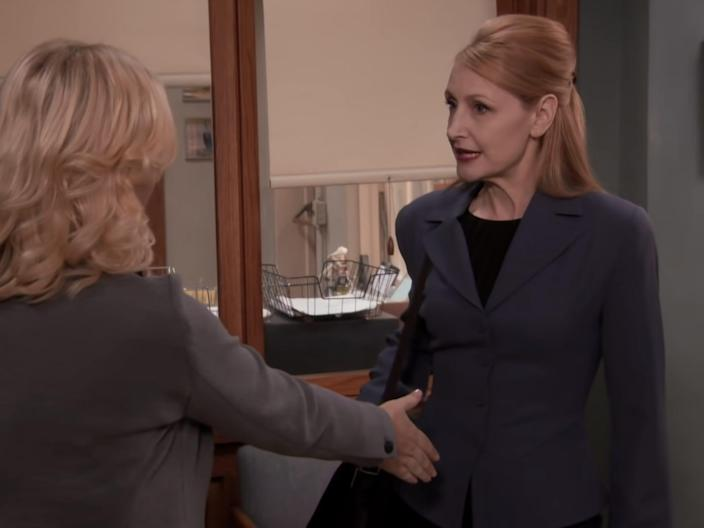 patricia clarkson parks and rec
