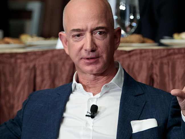 This anecdote about Amazon CEO Jeff Bezos shows the indirect