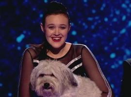 BGT Winners Ashleigh And Pudsey Become Millionaires