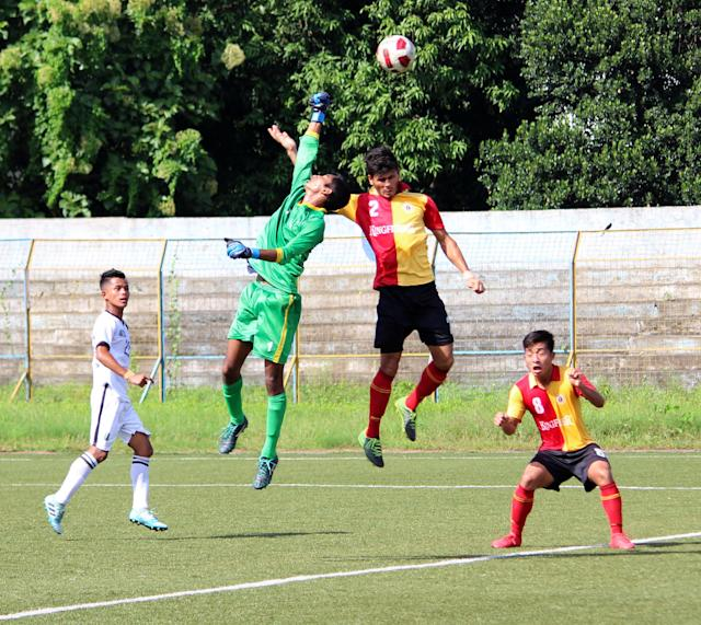 East Bengal registered their third win of the tournament with a thumping 4-0 win over city rivals Mohammedan Sporting….