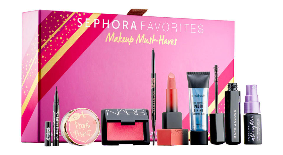 The candy store for grownups. (Photo: Sephora)
