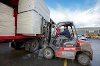 Warrenpoint's port -- the second busiest in the region -- will soon be a de facto EU-UK border