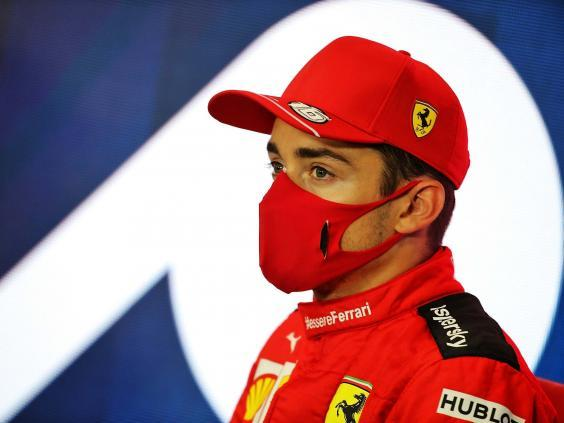 Leclerc does not want his name used in a political way (PA)