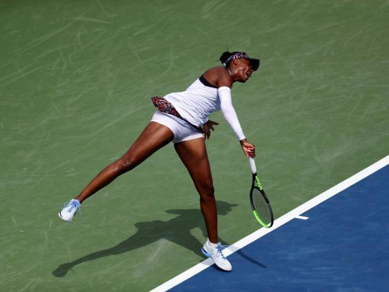 Williams serves in Cincinnati (Getty)