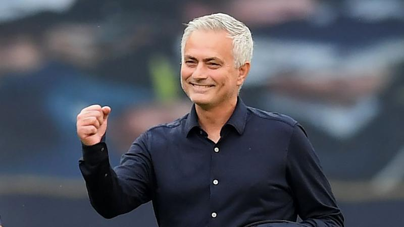 'Since I arrived, we would be fourth' - Mourinho pleased with Spurs' progress towards Europa League spot