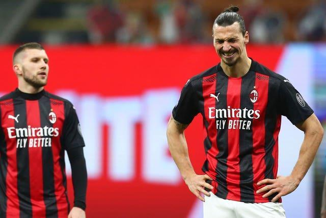 AC Milan fell to a 3-0 home defeat to Atalanta