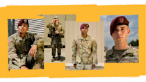 """<p class=""""body-dropcap""""><strong>THEY WERE BORN </strong>just before 9/11, and they've grown up in an age of nearly constant warfare, in Afghanistan, Iraq, and Syria. All while engaging in simulated warfare from their couch with the rise of blockbuster first-person-shooter games like Call of Duty. In some ways, the threat of war has never felt more distant or our perception of it more disconnected.<br><br><em>—As told to Josh St. Clair</em></p>"""