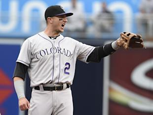 Troy Tulowitzki will join Toronto's powerful lineup as it tries to catch the Yanks in the AL East. (Getty)