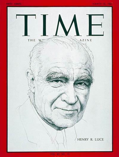 50 Years Ago This Week: Henry Luce and the End of an Era