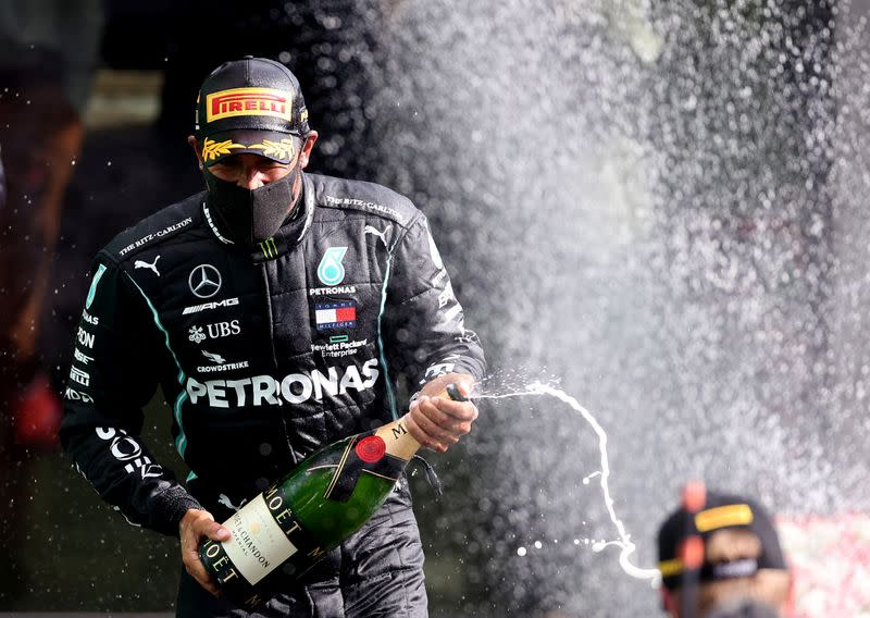 Even Hamilton sympathises with fans over his F1 dominance
