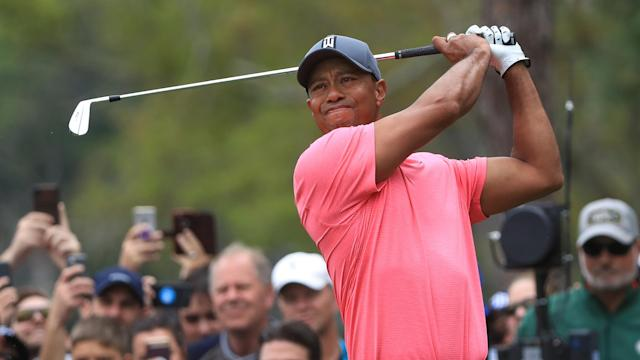 Tiger Woods is in search of his ninth win at Bay Hill this week.