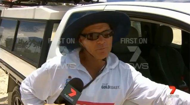 Stuart Keay said his colleague's actions most likely save the young prince's life. Source: 7 News