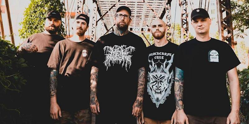 The Acacia Strain singer responds to report that Ohio shooter was wearing band's hoodie