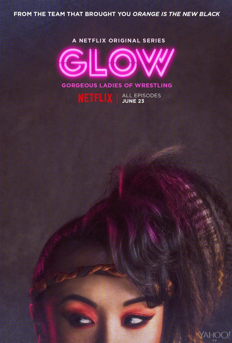 Ellen Wong as Jenny on 'Glow' (Photo: Netflix)