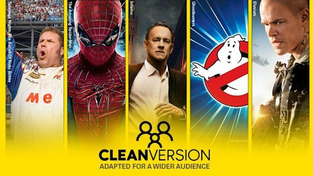 "Sony's initial ""Clean Version"" initiative library includes 24 titles"