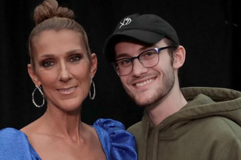Celine Dion Posts Emotional Birthday Wish for Her First Born