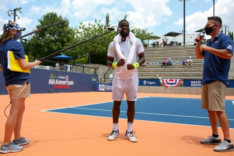 American tennis player Frances Tiafoe diagnosed with coronavirus
