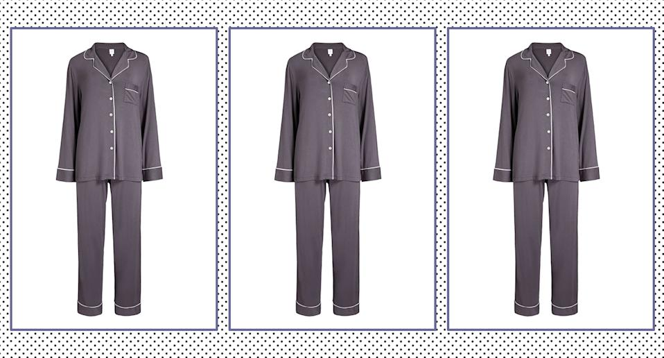Who says pyjamas aren't chic? This matching set from John Lewis will change their mind. (Yahoo Style UK)