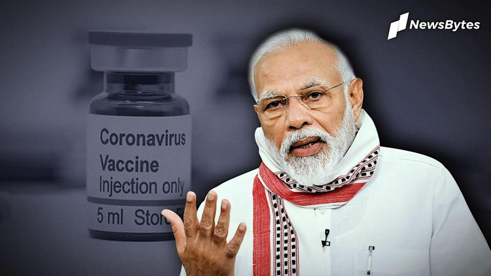 First doses of coronavirus vaccine for one crore healthcare workers