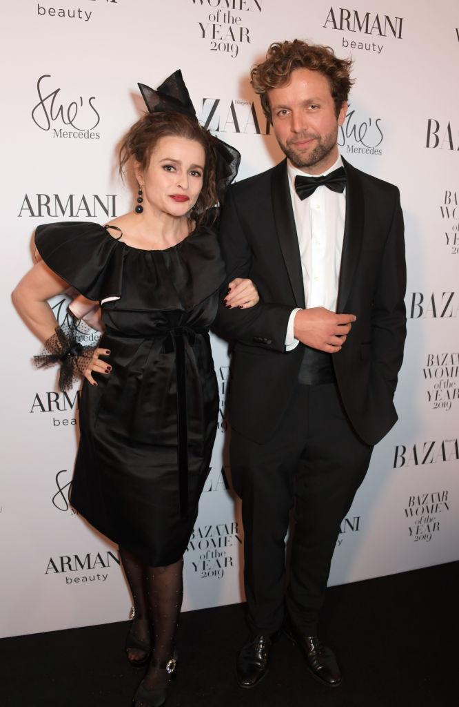 The actress is now in a relationship with Rye Dag Holmboe pictured at the Harper's Bazaar Women of the Year 2019 on October 29th in London [Photo: Getty]