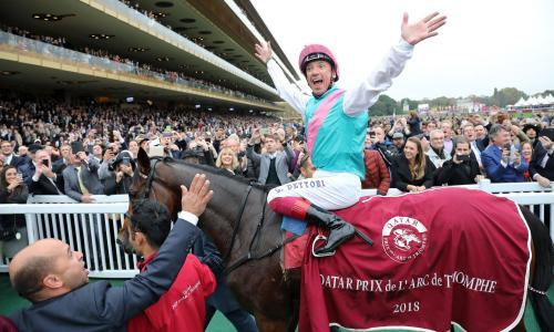 Enable will need to fight in her bid for Arc de Triomphe immortality