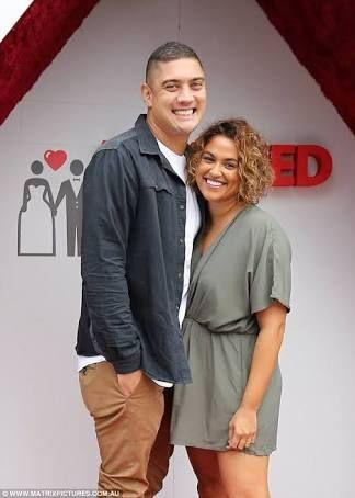 Married At First Sight's Charlene has announced her sad breakup. Photo: Channel Nine