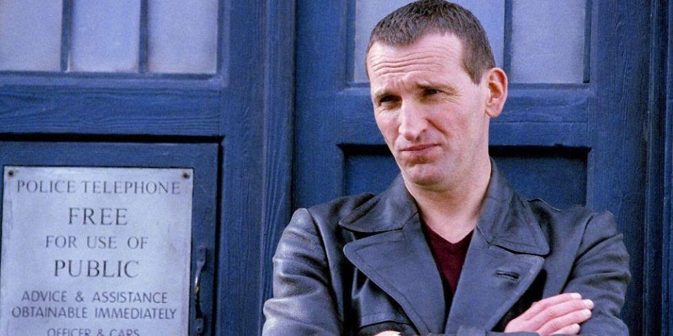 Christopher Eccleston dishes on his BBC 'blacklisting' following 'Doctor Who' departure