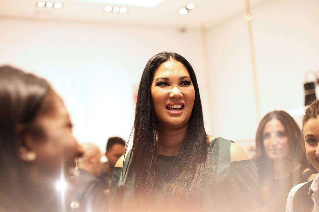 Kimora Lee Simmons attends the one-year anniversary of Kimora Lee Simmons' Beverly Hills boutique on May 26, 2016, in Beverly Hills, California. (Photo by Matt Winkelmeyer/Getty Images for Kimora Lee Simmons)