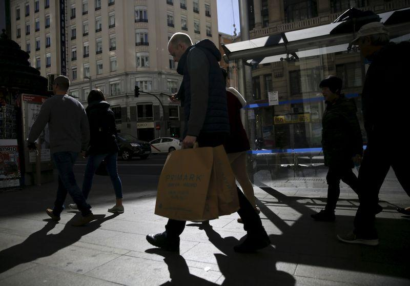 Spain's services sector recovery halted in August - PMI