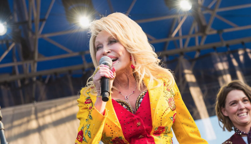 """Dolly Parton is preparing """"thousands of songs"""" to be released after her death"""