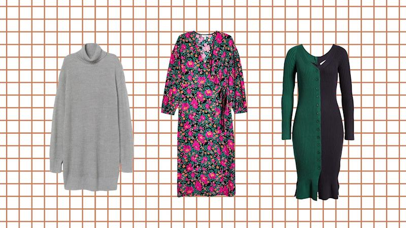 15 Cute and Stylish Fall Dresses to Wear in 2019