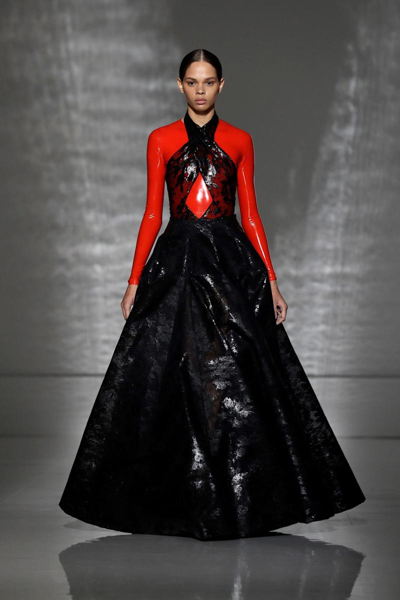 Givenchy spring/summer 2019 haute couture (AFP/Getty Images)
