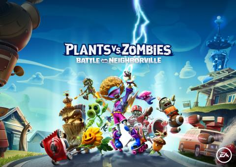 EA and PopCap's Wackiest Shooter Franchise Grows With Plants