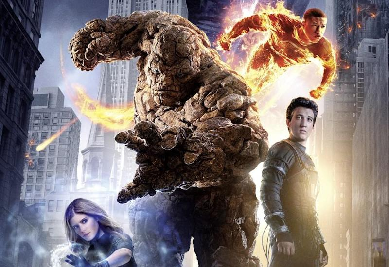 2015's ill-fated 'Fantastic Four' (credit: 20th Century Fox)