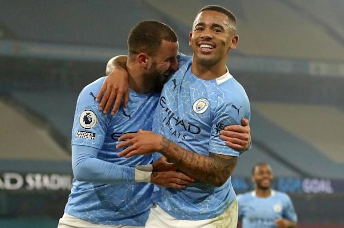 Manchester City have history in their sights