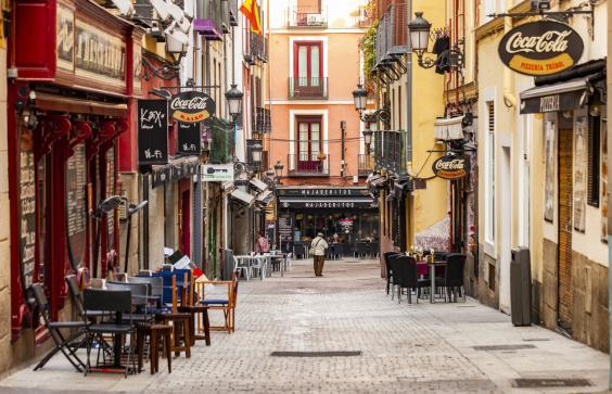 Madrid is upping its sustainability game (Getty Images)