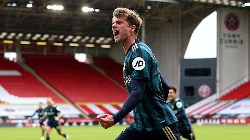 Patrick Bamford strikes late as Leeds claim derby win over Sheffield United