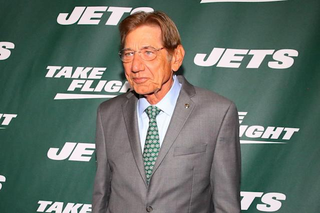 Joe Namath discusses his years of alcohol abuse in his new autobiography. (Photo by Rich Graessle/Icon Sportswire via Getty Images)