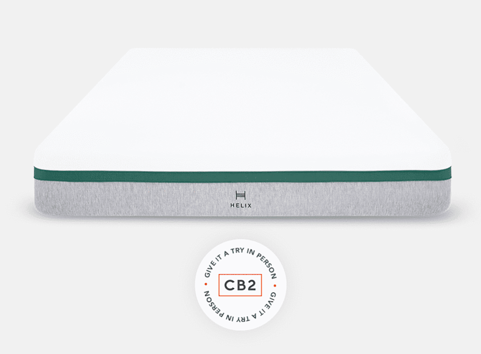 """<h3>Helix </h3><br><strong>Dates:</strong> Limited time<br><strong>Deal: </strong>Save up to $200 off mattresses + get two free Dream Pillows<br><strong>Promo Code: </strong>BLACKFRIDAY100 for any mattress; BLACKFRIDAY150 when you spend $1,250; BLACKFRIDAY200 when you spend $1,750<br> <br><em>Shop <strong><a href=""""https://helixsleep.com/"""" rel=""""nofollow noopener"""" target=""""_blank"""" data-ylk=""""slk:Helix"""" class=""""link rapid-noclick-resp"""">Helix</a></strong></em><br><br><strong>Helix</strong> Twilight Mattress, $, available at <a href=""""https://go.skimresources.com/?id=30283X879131&url=https%3A%2F%2Fhelixsleep.com%2Fproducts%2Ftwilight"""" rel=""""nofollow noopener"""" target=""""_blank"""" data-ylk=""""slk:Helix"""" class=""""link rapid-noclick-resp"""">Helix</a>"""