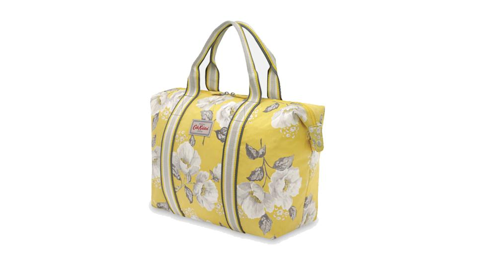 Mid Wild Poppies Shopper Bag