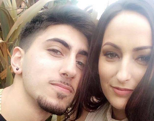 Angharad Williams, 28, and Robert Sandhu, 20, were arrested after being found with a stash of cocaine and stolen cash. (WNS)